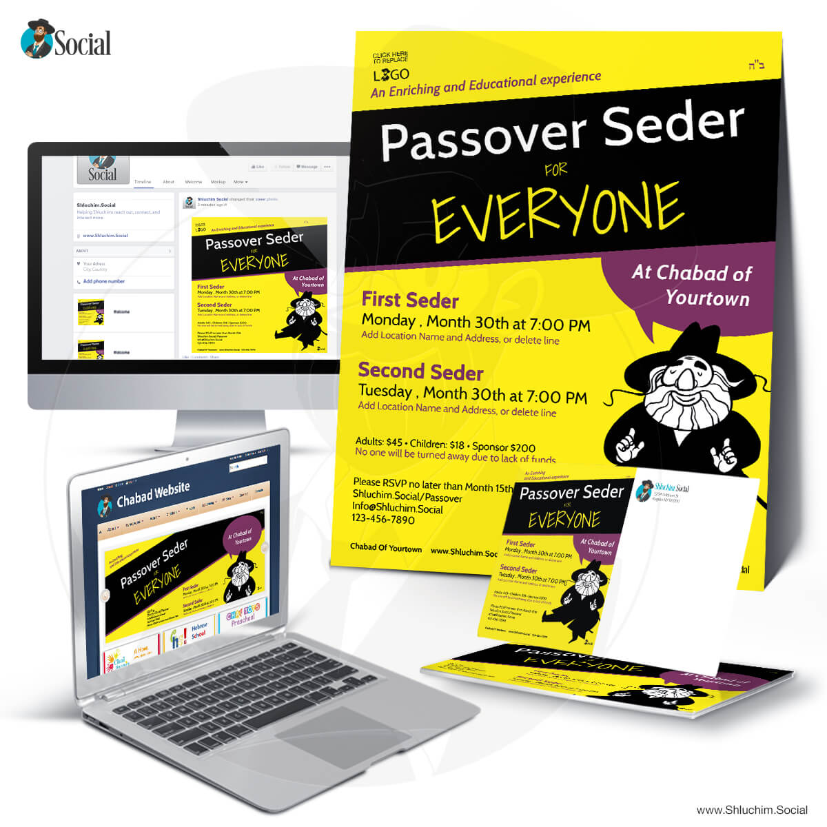 Passover Seder for Everyone