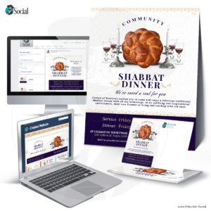 Decor Community Shabbat Dinner